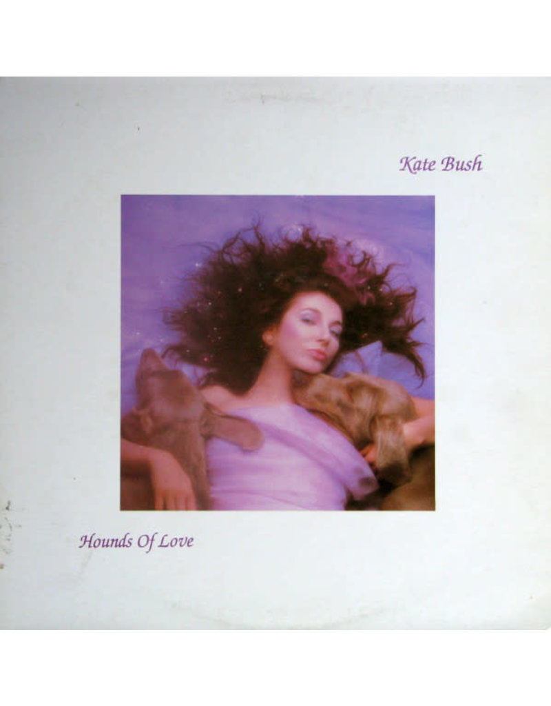 (VINTAGE) Kate Bush - Hounds Of Love LP [VG+] (1985, Canada)