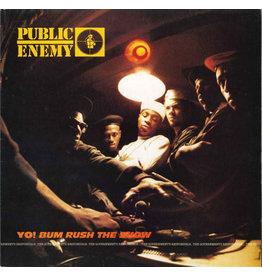(VINTAGE) Public Enemy - Yo! Bum Rush The Show LP [Sleeve:VG, Disc:VG+] (1987, UK)