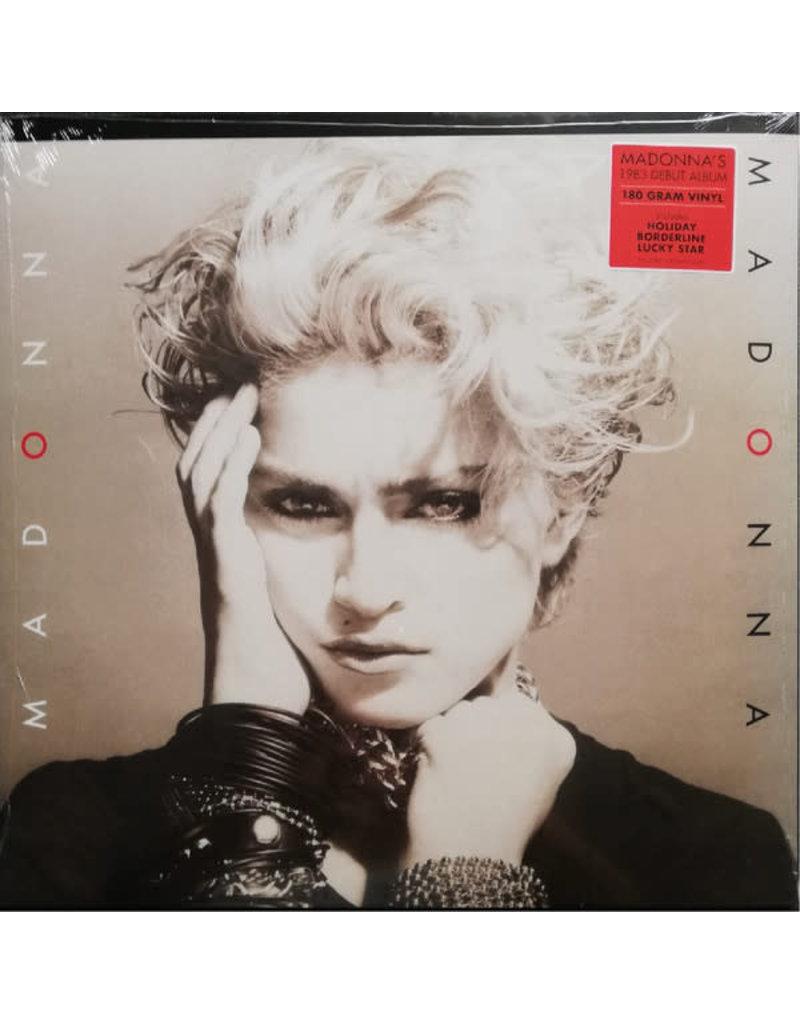PO MADONNA - S/T LP (Reissue)