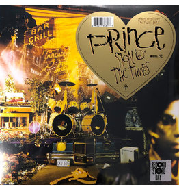 """Prince - Sign """"O"""" The Times 2LP (2020 Reissue), Picture Disc, 140g"""