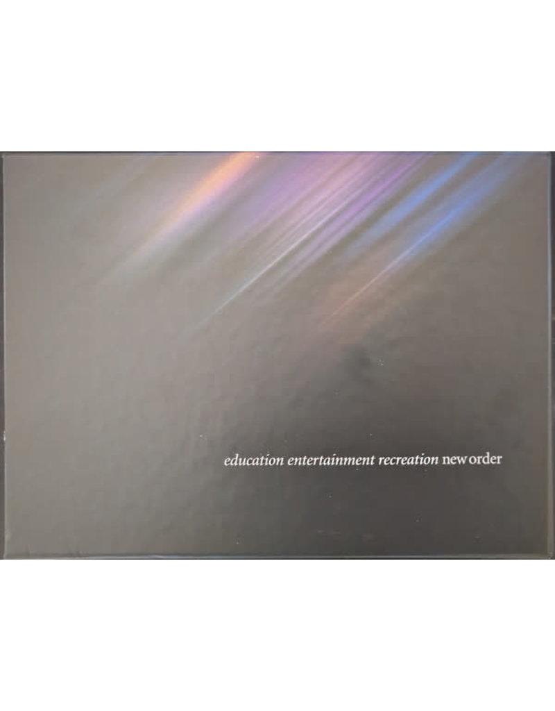 New Order - Education Entertainment Recreation Blu-Ray+2CD BOX SET (2021)