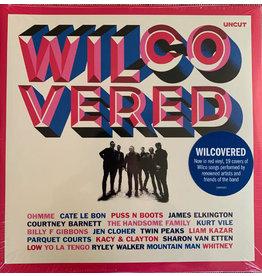 V/A - Wilcovered 2LP (2021 Compilation), Limited, Red Vinyl