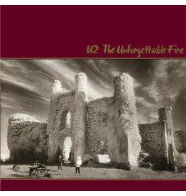(VINTAGE) U2 - The Unforgettable Fire LP [NM] (1984, Canada), Cardboard Inner Sleeve