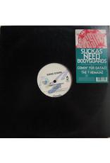 "(VINTAGE) Gang Starr - Suckas Need Bodyguards 12"" [Sleeve:VG,Disc:VG+] (1994, US)"
