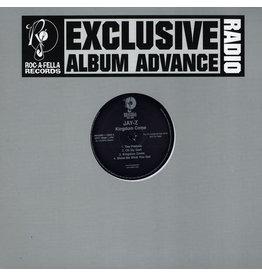 (VINTAGE) Jay-Z - Kingdom Come 2LP [NM] (2006, US), Promo