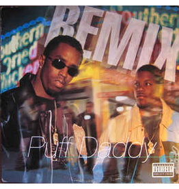 """(VINTAGE) Puff Daddy - Can't Nobody Hold Me Down (Remix) 12"""" [SEALED MINT] (1996, US)"""