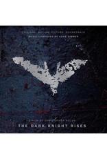 Hans Zimmer - The Dark Knight Rises LP (2021 Music On Vinyl Reissue), Limited 1500, Numbered, Flaming Vinyl, 180g