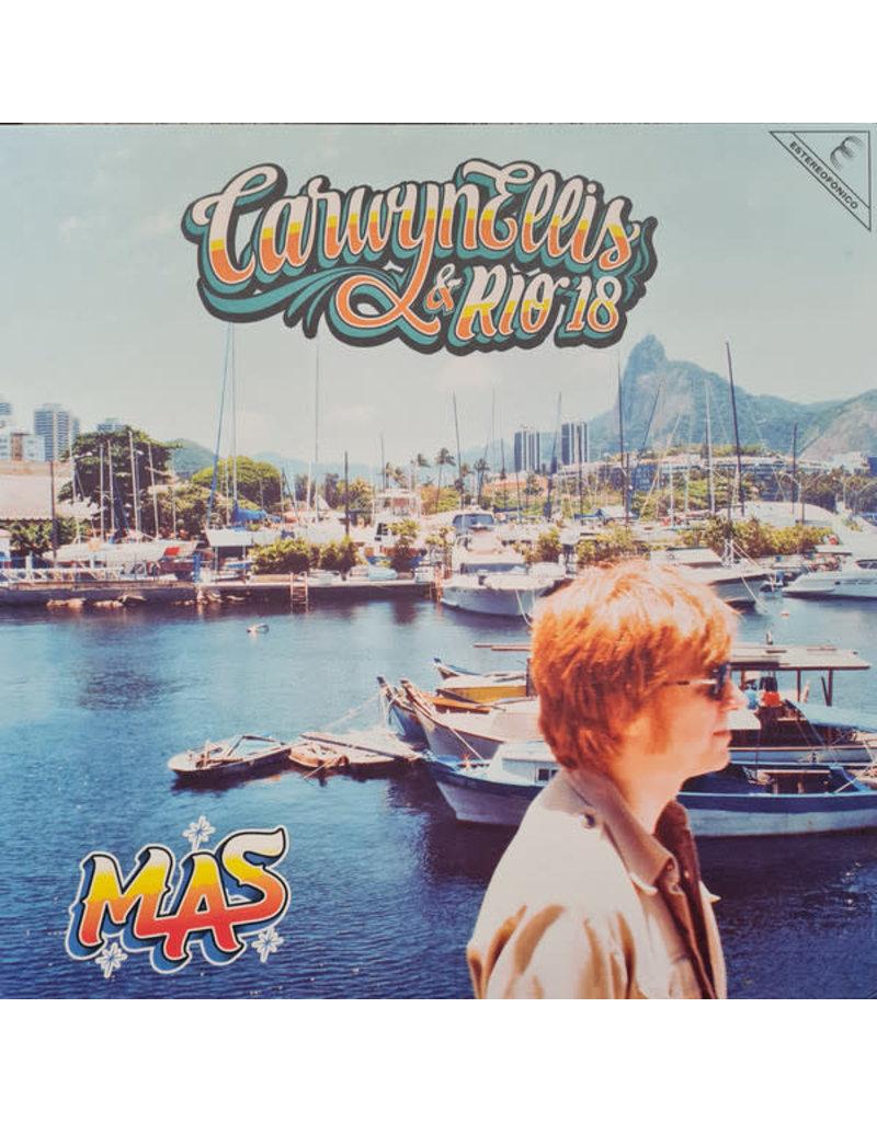 Carwyn Ellis & Rio 18 - Mas LP (2021)