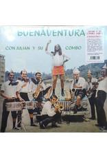Julian Y Su Combo Sabor - A Buenaventura LP (2020 Reissue)