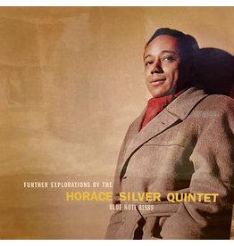 The Horace Silver Quintet - Further Explorations LP (2020 Blue Note Tone Poet Reissue), 180g