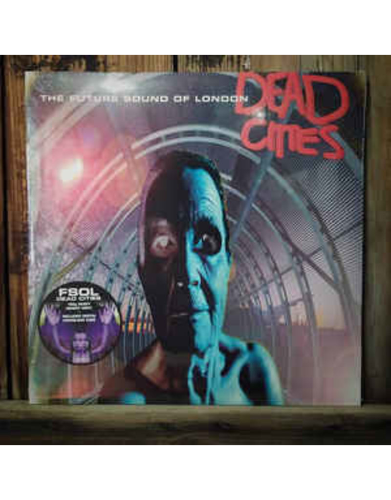 The Future Sound Of London - Dead Cities 2LP (2021 Reissue),180g