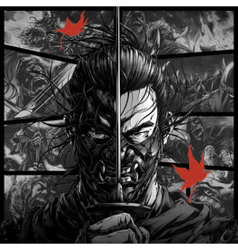 Shigeru Umebayashi, Ilan Eshkeri - Ghost of Tsushima (Music from the Video Game) 3LP (2020)