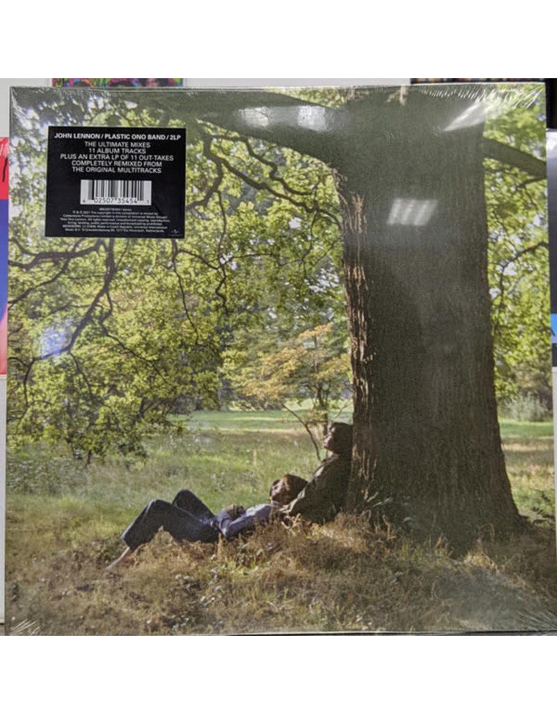 John Lennon / Plastic Ono Band - S/T 2LP (2021)