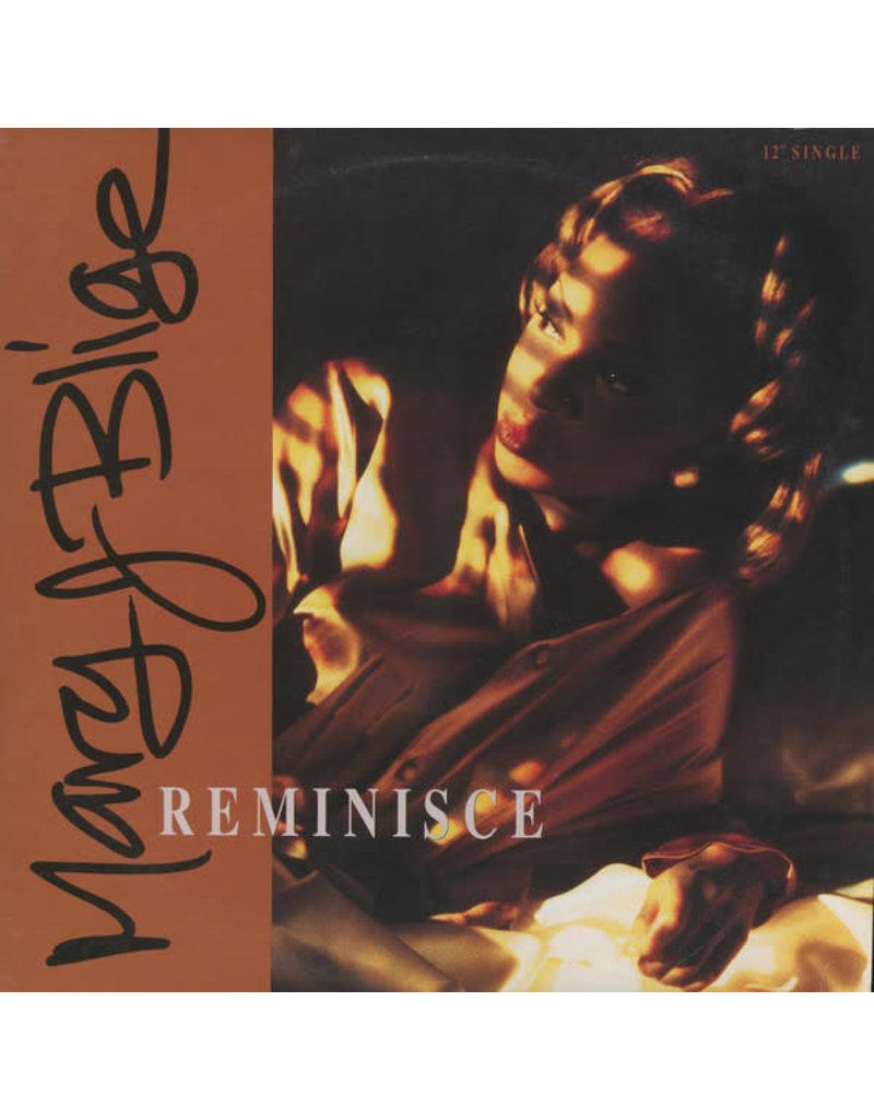 "(VINTAGE) Mary J Blige - Reminisce 12"" [NM] (1992, US)"
