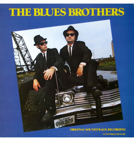 (VINTAGE) The Blues Brothers - S/T OST LP [VG+] (1980, Canada)