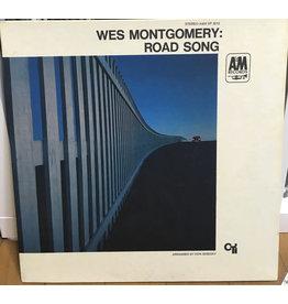(VINTAGE) Wes Montgomery - Road Song LP [NM] (1968, US)