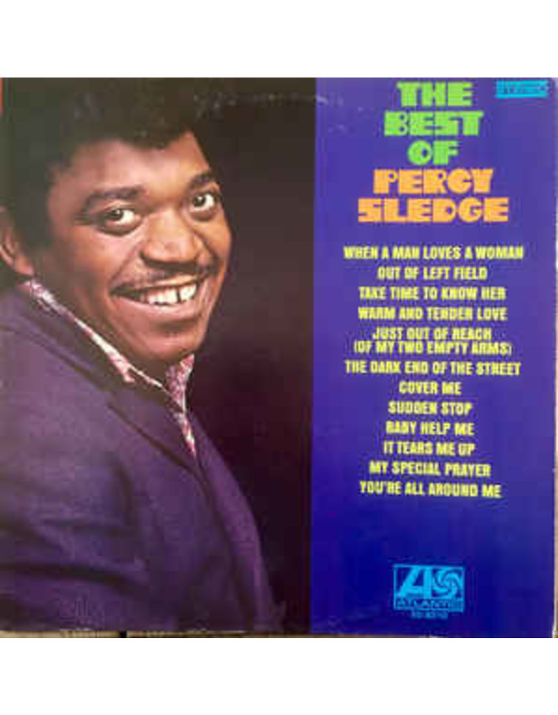 (VINTAGE) Percy Sledge - The Best Of Percy Sledge LP [Sleeve:NM,Disc:VG] (Unknown Year, US)