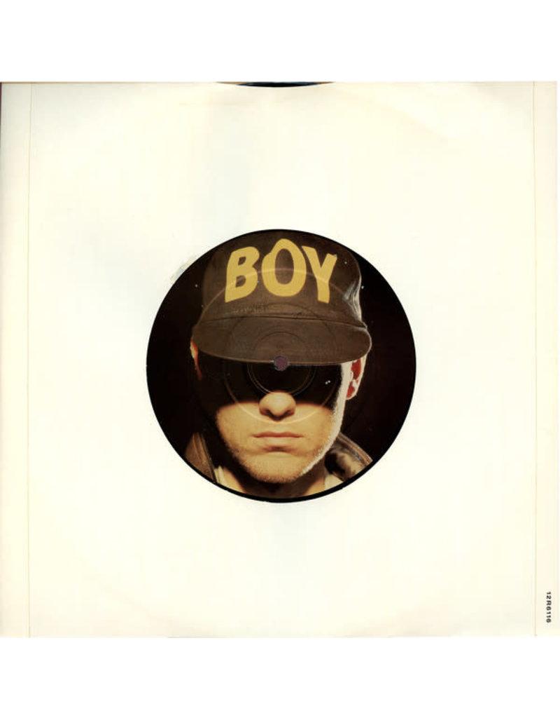 """(VINTAGE) Pet Shop Boys - Love Comes Quickly 12"""" [VG+] (1986, UK), Picture Label"""