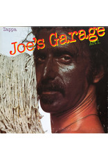 (VINTAGE) Zappa - Joe's Garage Act I  LP [VG+] (1979, Canada), Missing Inserts