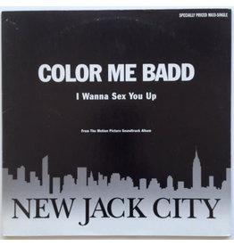 """(VINTAGE) Color Me Badd - I Wanna Sex You Up 12"""" [SEALED, MINT] (1991, US)"""