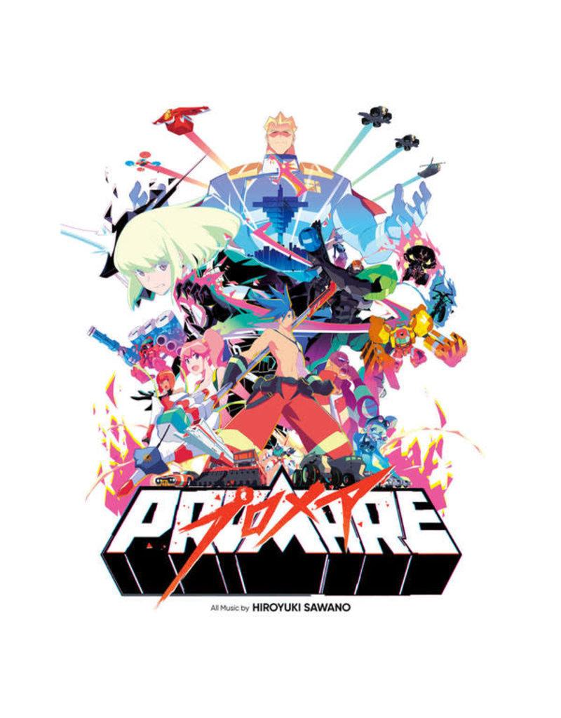 Hiroyuki Sawano - Promare (Original Soundtrack) 2LP (2021), Colour Vinyl