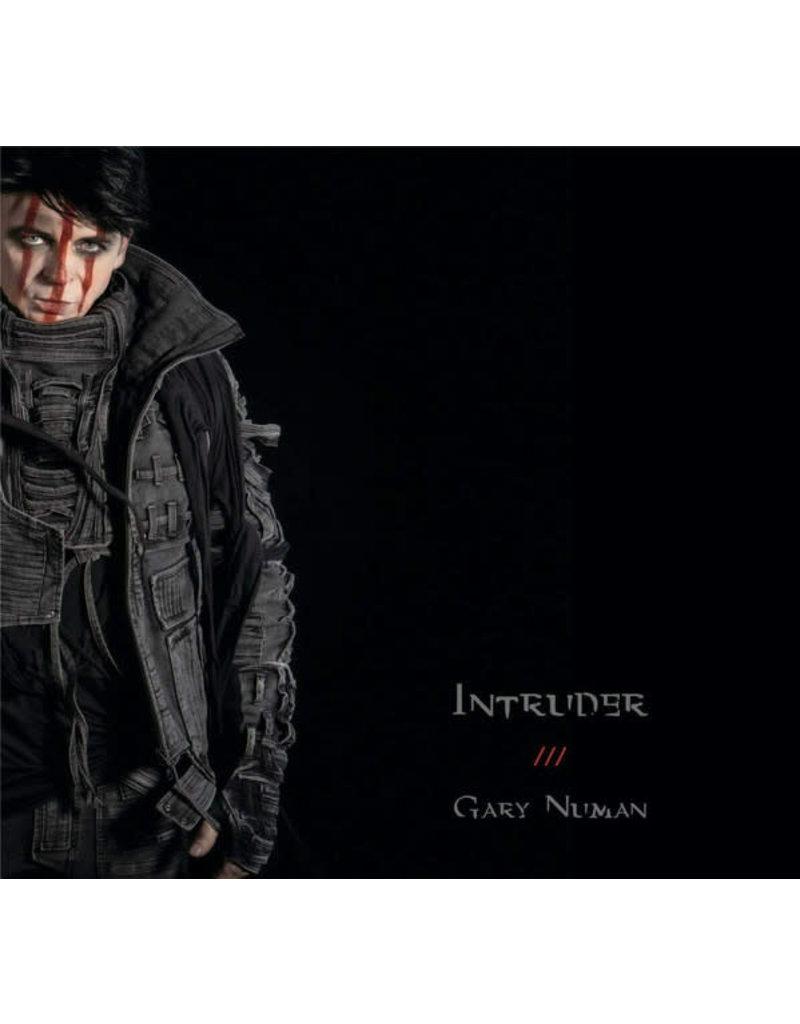 Gary Numan - Intruder LP (2021), Indie Exclusive Limited Edition Red Vinyl