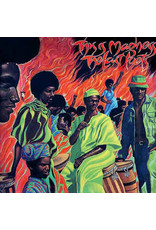 (VINTAGE) The Last Poets - This Is Madness LP [VG+] (2002 Reissue, US), w/ Hype Sticker, Limited, 220gram