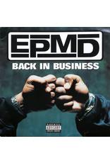 (VINTAGE) EPMD - Back In Business 2LP [VG] (1997,US), w/ OG Inner Sleeve, Promo Copy