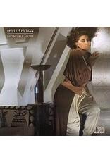 (VINTAGE) Phyllis Hyman - Living All Alone LP [VG+] (1986, Canada), w/ Inner Sleeve