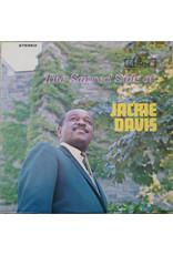 (VINTAGE) Jackie Davis - The Sacred Side of Jackie Davis LP [Sleeve:NM,Disc:VG] (1967, Canada)