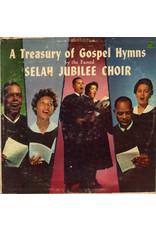 (VINTAGE) Selah Jubilee Choir - A Treasury Of Gospel Hymns LP [Sleeve:NM,Disc:VG+] (1957,US)