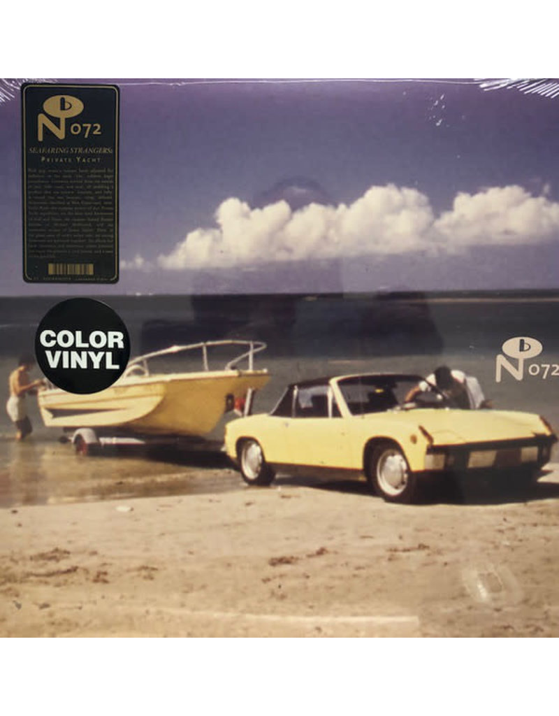 V/A -  Seafaring Strangers: Private Yacht 2LP (2019 Numero Group Compilation Repress), Lavender