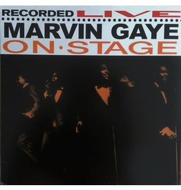 FS Marvin Gaye - Recorded Live On Stage LP (2015)