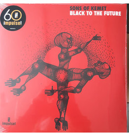 Sons Of Kemet - Black To The Future 2LP (2021)