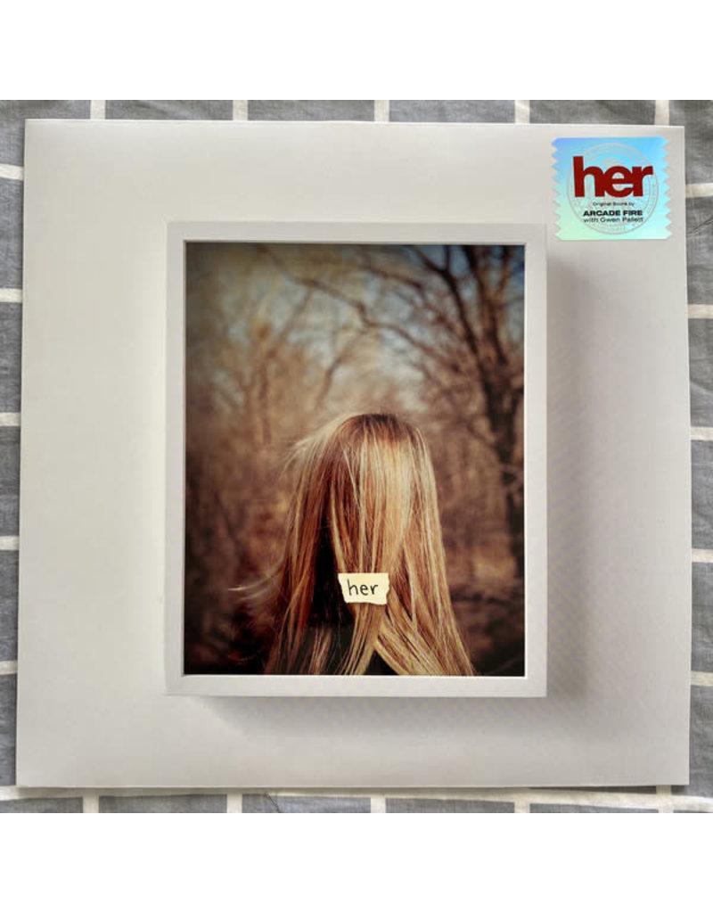Arcade Fire & Owen Pallett - Her LP (2021), White Vinyl