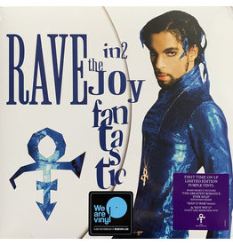 The Artist (Formerly Known As Prince) - Rave In2 The Joy Fantastic 2LP (2019 Reissue), Limited, Purple Vinyl