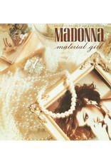 """(VINTAGE) Madonna - Material Girl 12"""" [NM] (1985, Canada)"""