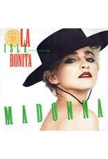 "(VINTAGE) Madonna - La Isla Bonita 12"" [VG+] (1987, Canada), Red Sire Logo on Top Right w/o R"