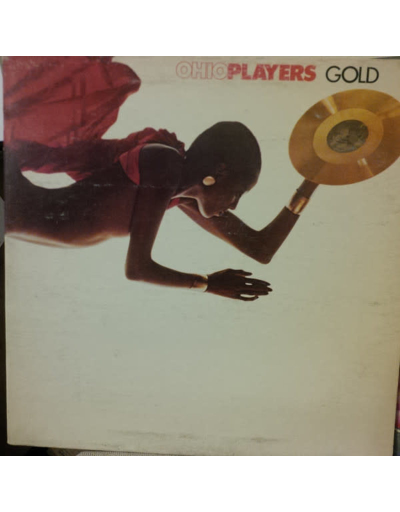 (VINTAGE) Ohio Players - Ohio Players Gold LP [VG] (1976, Canada), Compilation