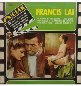 (VINTAGE) Francis Lai - Francis Lai LP [VG+] (1982, Italy)