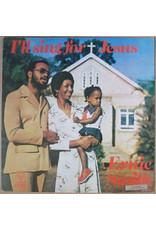(VINTAGE) Ernie Smith - I'll Sing For Jesus LP [VG] (Unknown Year, Jamaica)