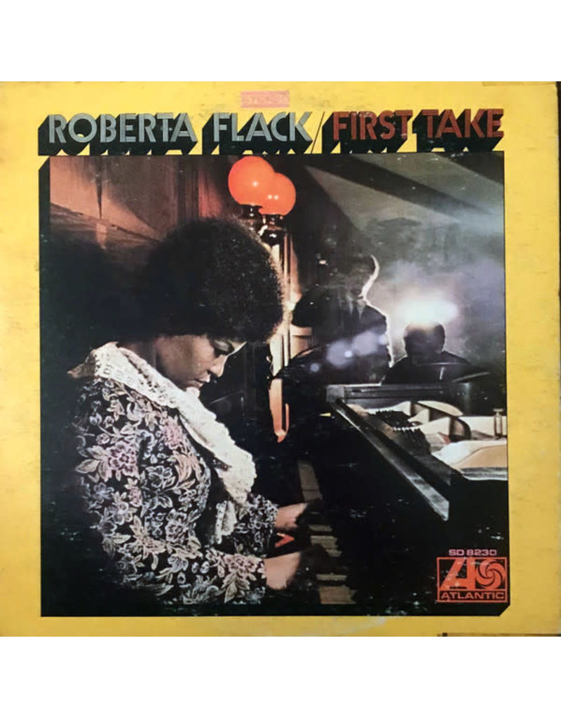 (VINTAGE) Roberta Flack - First Take LP [Sleeve:NM,Disc:VG+] (1972, Canada)