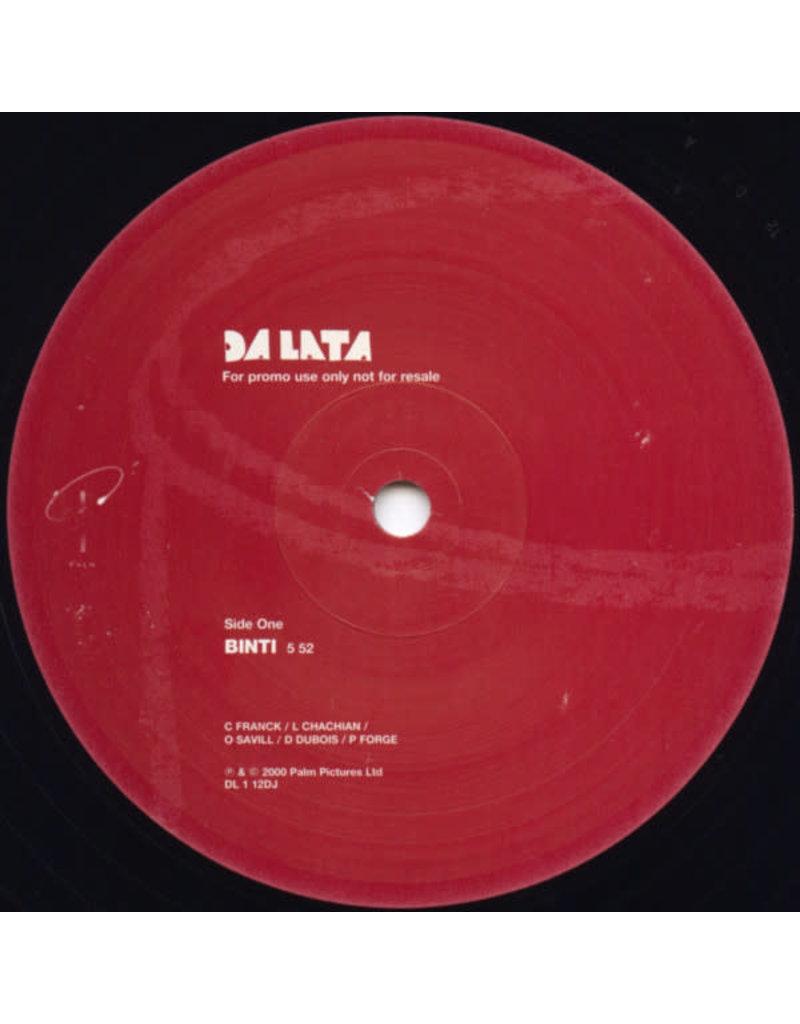 "(VINTAGE) Da Lata - Binti 2x12"" [VG+] (2000, UK)"