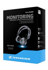 SENNHEISER Sennheiser HD 25 PLUS Monitor Headphones