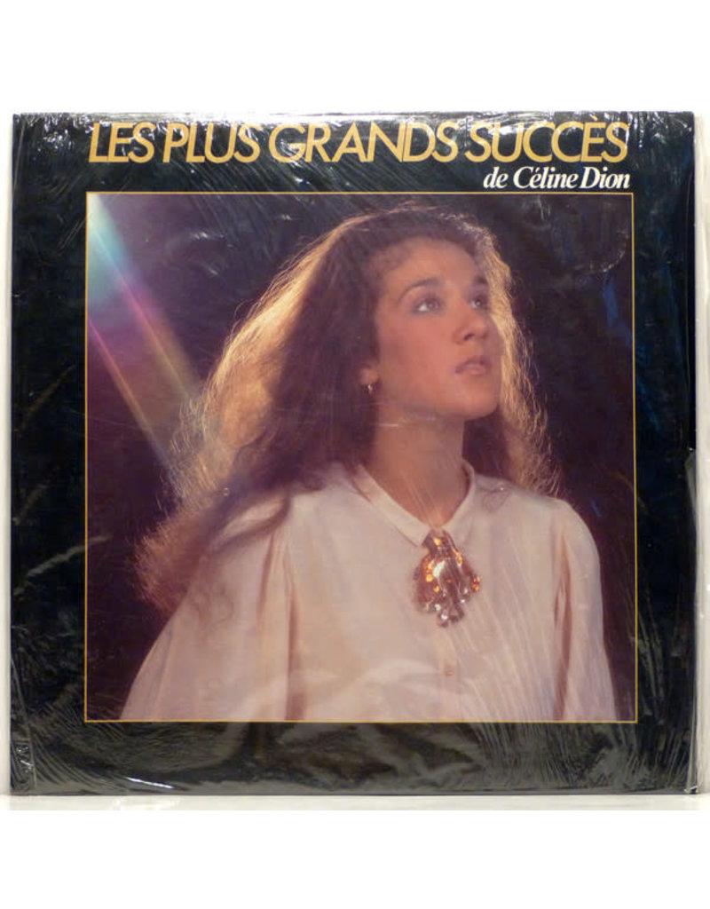 (VINTAGE) Celine Dion - Les Plus Grands Succès LP [VG+] (1984, Canada), Compilation