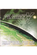 """(VINTAGE) Die/Suv - Planet V (The Remixes - Part One) 2x12"""" [Sleeve:VG+,Disc:NM] (2000, UK)"""