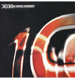 """(VINTAGE) BC - The Fear EP 2x12"""" [VG+] (1999, UK)"""