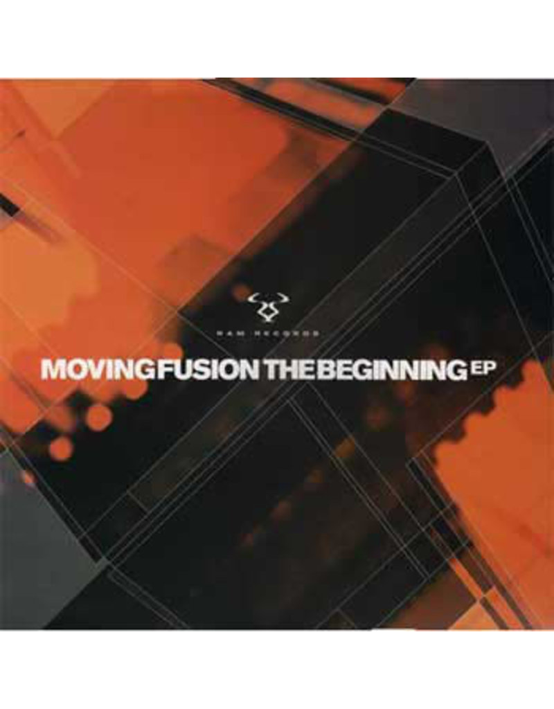 """(VINTAGE) Moving Fusion - The Beginning EP 2x12"""" [NM] (1999, UK)"""