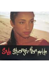(VINTAGE) Sade - Stronger Than Pride LP [VG] (1988, Canada), Carrollton Pressing
