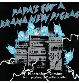 "(VINTAGE) The Silent Underdog/Pigbag - Papa's Got A Brand New Pigbag 12"" [Sleeve:VG+,Disc:NM] (1985,UK)"